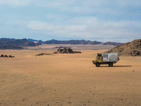 Namib Wüste - Namibia