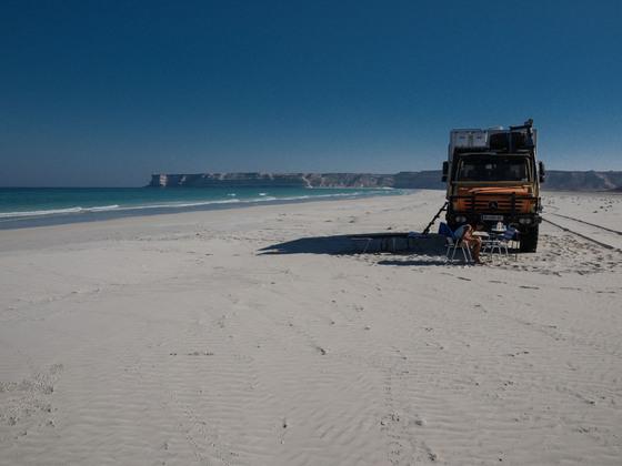 Oman - Küste