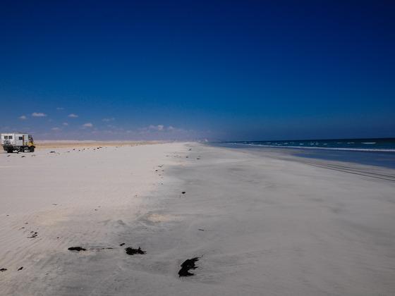 Oman- Küste