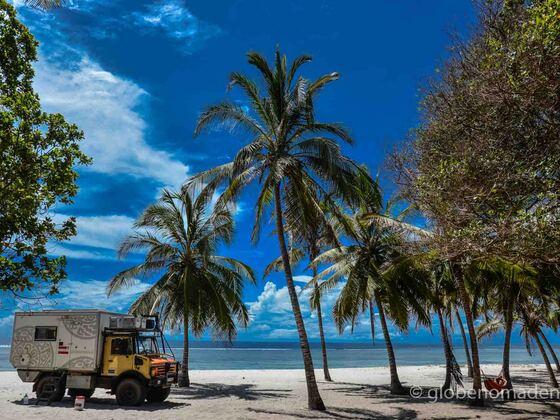 Kenya - Tiwi beach