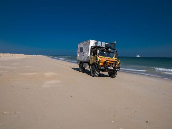Oman -Küste