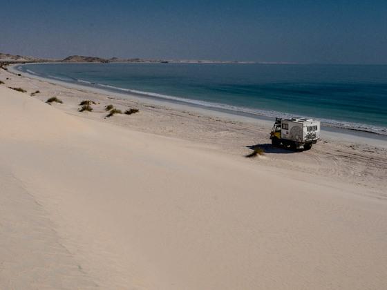 Oman-Küste